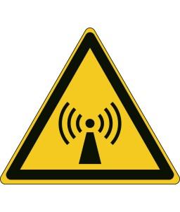 W005 - Προσοχή Μη ιοντίζουσα ακτινοβολία