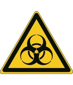 W009 - Προσοχή Βιολογικός κίνδυνος