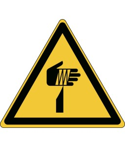 W022 - Προσοχή Στοιχεία αιχμηρά