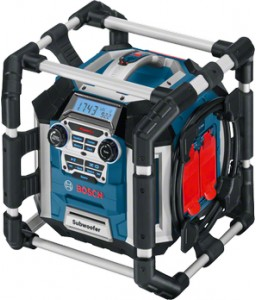 GML 50 POWER BOX ΡΑΔΙΟΦΩΝΟ/MP3 PLAYER BOSCH