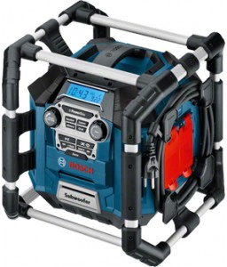 GML 20 POWER BOX ΡΑΔΙΟΦΩΝΟ/MP3 PLAYER BOSCH