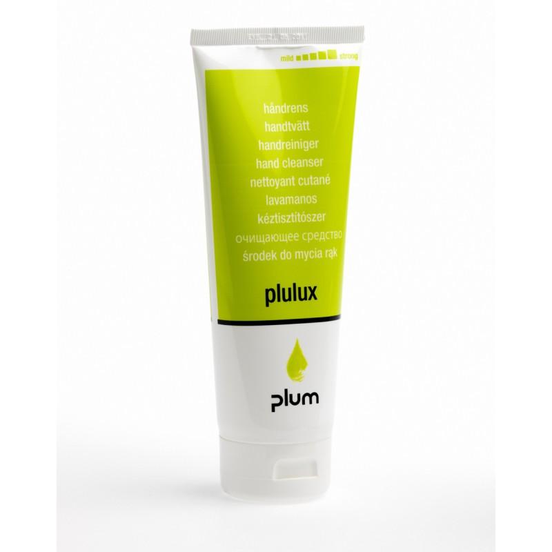 0715 Plulux Καθαριστικό Χεριών 250 ml Σωληνάριο PLUM