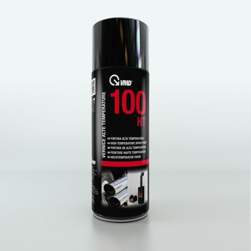 100ΗΤ/AL Σπρέι Αλουμινίου Υψηλών Θερμοκρασιών 400 ML