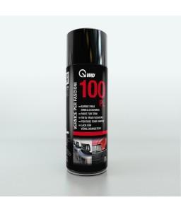100PL-BL Σπρέι Μαύρο σπρέι βαφής για Προφυλακτήρες 400 ML