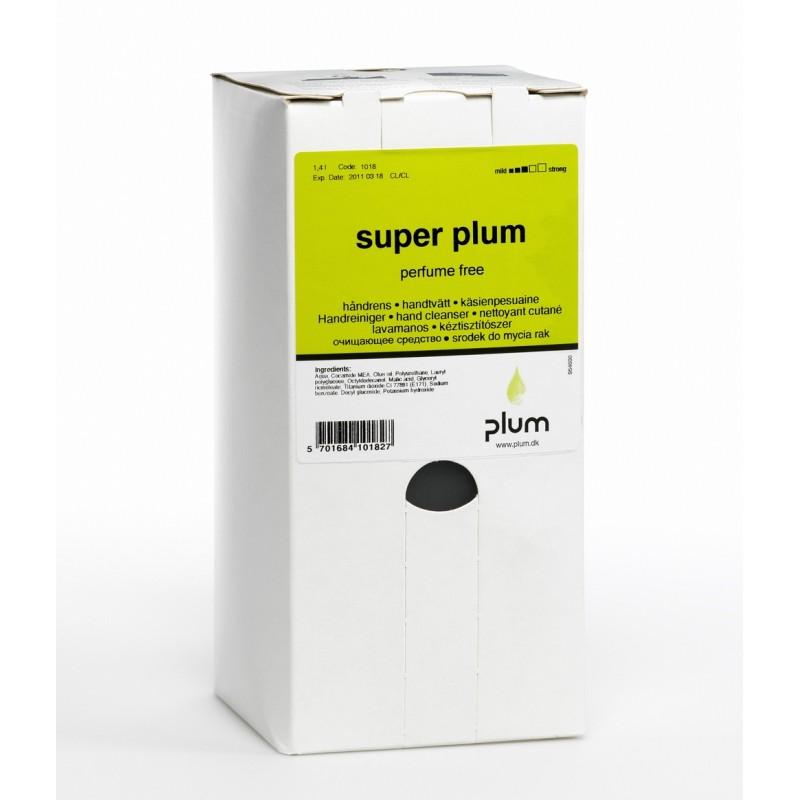 1018 Super Plum Καθαριστικό Χεριών 1.4 l Σακούλα σε Κουτί PLUM