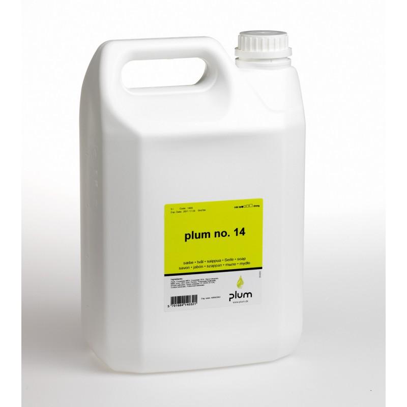 1403 Plum No. 14 Κρεμοσάπουνο 5.0 l Δοχείο PLUM