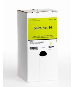1413 Plum No. 14 Κρεμοσάπουνο 1.4 l Σακούλα σε Κουτί PLUM