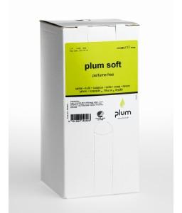 1494 Plum Soft Κρεμοσάπουνο 1.4 l Σακούλα σε Κουτί PLUM