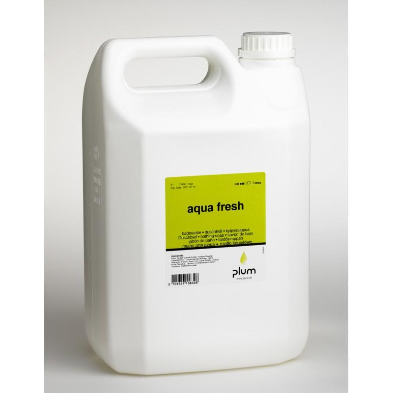 1583 Aqua Fresh Κρεμοσάπουνο 5.0 l Δοχείο PLUM