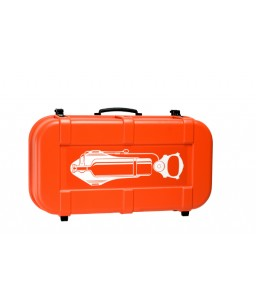 ABS Βαλίτσα Μεταφοράς Για Διπλή SCBA SPASCIANI