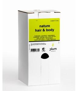 1737 Fresh Hair & Body Κρεμοσάπουνο 1.4 l Σακούλα σε Κουτί PLUM