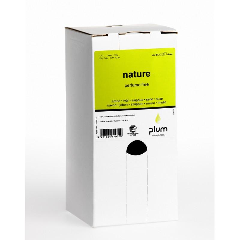 1795 Nature Κρεμοσάπουνο 1.4 l Σακούλα σε Κουτί PLUM
