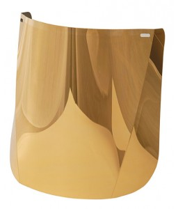 SAFE πoλυκαρβονικό χρυσής επικάλυψης προστατευτικό HELLBERG