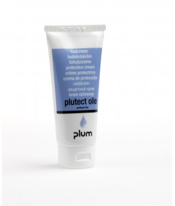 2331 Plutect Olio Κρέμα περιποίησης χεριών πριν την Εργασία 100 ml Σωληνάριο PLUM