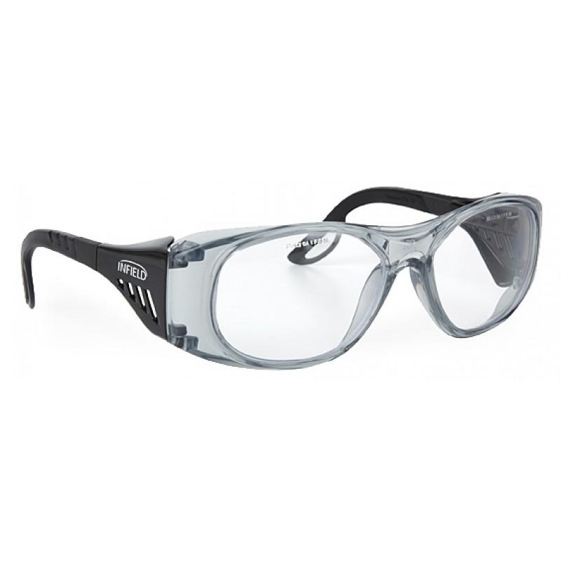 2370 05 105 5400 Γυαλιά Ασφαλείας Διαφανή Αντιχαρακτικά SUPERIOR SMOKE SIZE. 54 PC AS UV