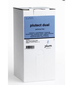 2503 Plutect Dual Κρέμα περιποίησης χεριών πριν την Εργασία 0.7 l Σακούλα σε Κουτί PLUM