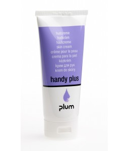 2901 Handy Plus Κρέμα περιποίησης χεριών μετά την Εργασία 200 ml Σωληνάριο PLUM