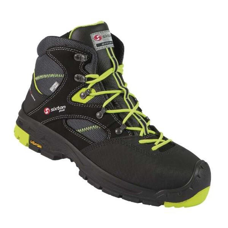 ORTISEI Outdry® παπούτσια εργασίας με προδιαγραφές S3 - HRO - HI SRC SIXTON