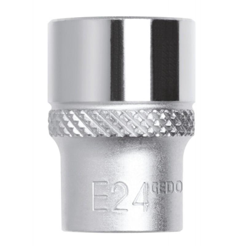 3300352 Καρυδάκι 1/2in με μύτη TX E14 μήκος 38mm GEDORE RED