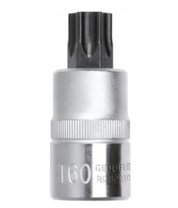 3300391 Καρυδάκι 1/2in με μύτη TX T20 μήκος 55mm GEDORE RED