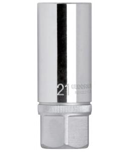 3300402 Καρυδάκι για μπουζί 1/2in 20,8mm με μαγνήτη GEDORE RED
