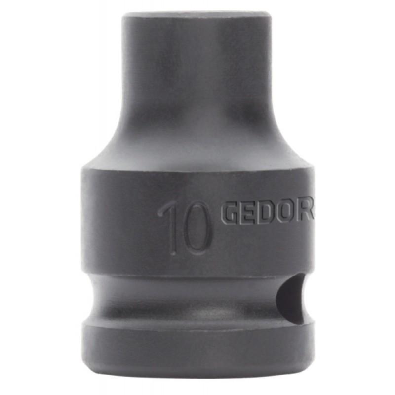 3300535 Καρυδάκια αέρος 1/2in 6γωνο 22mm μήκος 38mm GEDORE RED