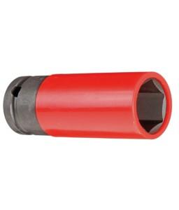 3300587 Καρυδάκια αέρος 1/2in 21mm με προστατευτικό περίβλημα GEDORE RED
