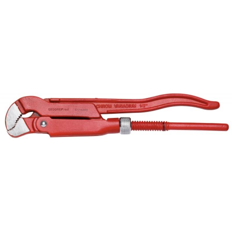 3301168 Σωληνοκάβουρας προφίλ S 1.1/2in ίντσας, μήκος 420mm GEDORE RED