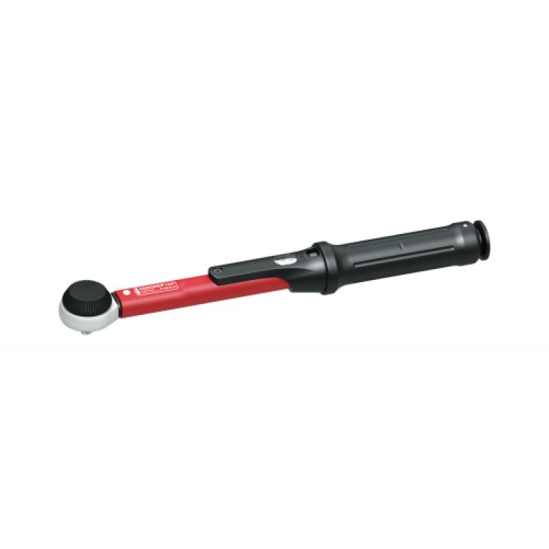 3301214 Δυναμόκλειδο 1/4in 5-25Nm L.285mm GEDORE RED