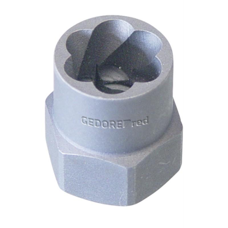 3301563 Καρυδάκια εξαγωγής 3/8in 6-19mm 14τμχ GEDORE RED