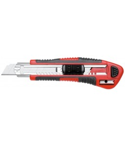 3301603 Μαχαίρι γεν.χρήσης με 5 λάμες - Πλ.18mm + ξύστρα GEDORE RED