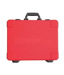 3301660 Εργαλειοθήκη άδεια 445x180x380mm ABS GEDORE RED