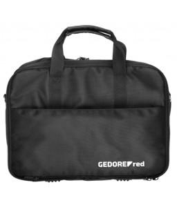 3301662 Τσάντα εργαλείων/φορητού υπολογιστή 480x370x140mm GEDORE RED