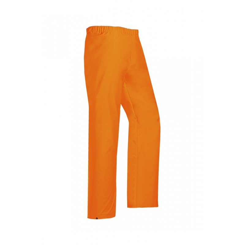 Rotterdam Αδιάβροχο Παντελόνι Πορτοκαλί SIOEN
