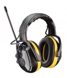 SECURE 2H REACT (AM/FM radio+LD) Ωτοασπίδα με ραδιόφωνο και μικρόφωνα HELLBERG