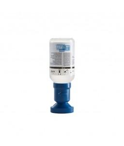 4752 Πλυντηρίδα Ματιών Ουδέτερου pH DUO 4,9% Φωσφορικoύ ρυθμιστικού διαλύματος , 200 ml Μπουκάλι με shower head και καπάκι σκόνης PLUM