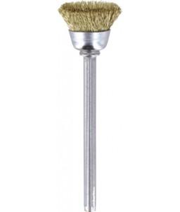 536 - βούρτσα από ορείχαλκο 13,0mm (2 τεμ.) DREMEL