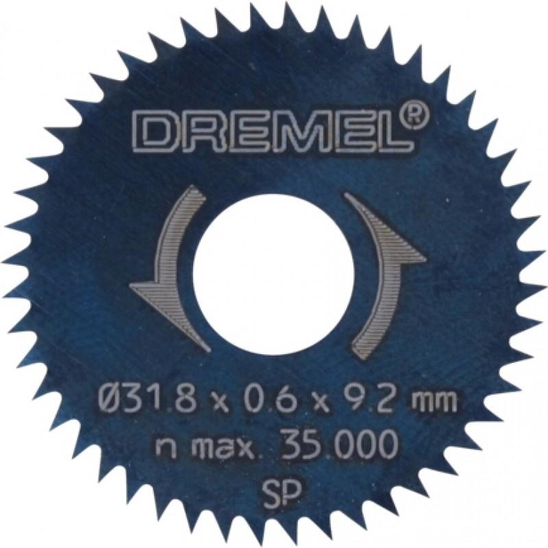 546 multipack - δίσκος ξύλου DREMEL