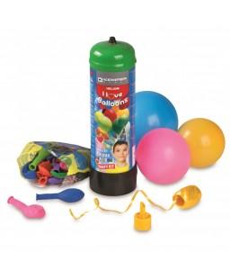 573 Φιάλη ήλιο με μπαλόνια KEMPER