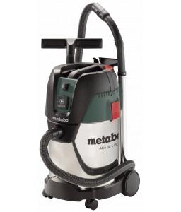 ASA 30 L PressClean INOX Σκούπα πολλαπλών χρήσεων 1250 Watt Metabo