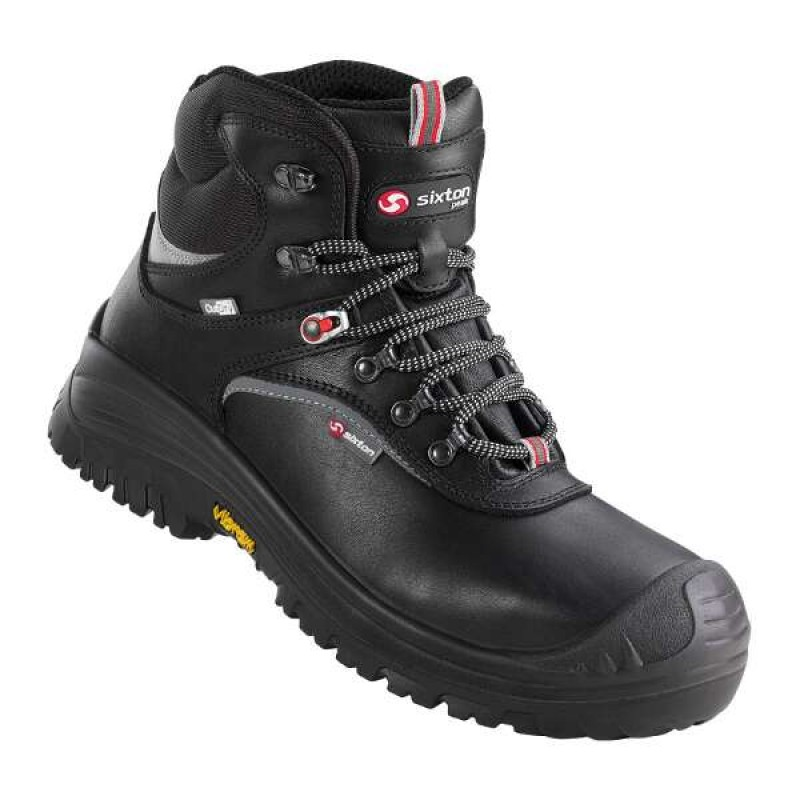 ELDORADO Outdry® παπούτσια εργασίας Atlantida με προδιαγραφές S3 WR HRO SRC SIXTON