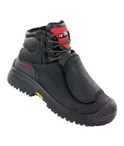 TURTLE παπούτσια εργασίας με προδιαγραφές S3 M HRO SRC SIXTON