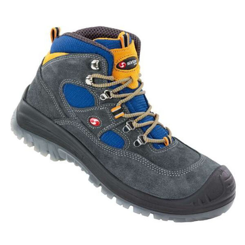 LABRADOR παπούτσια εργασίας με προδιαγραφές S1-P SRC SIXTON