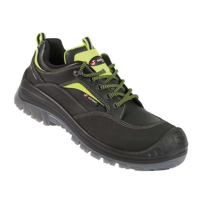 LAND παπούτσια εργασίας με προδιαγραφές S3 SRC SIXTON