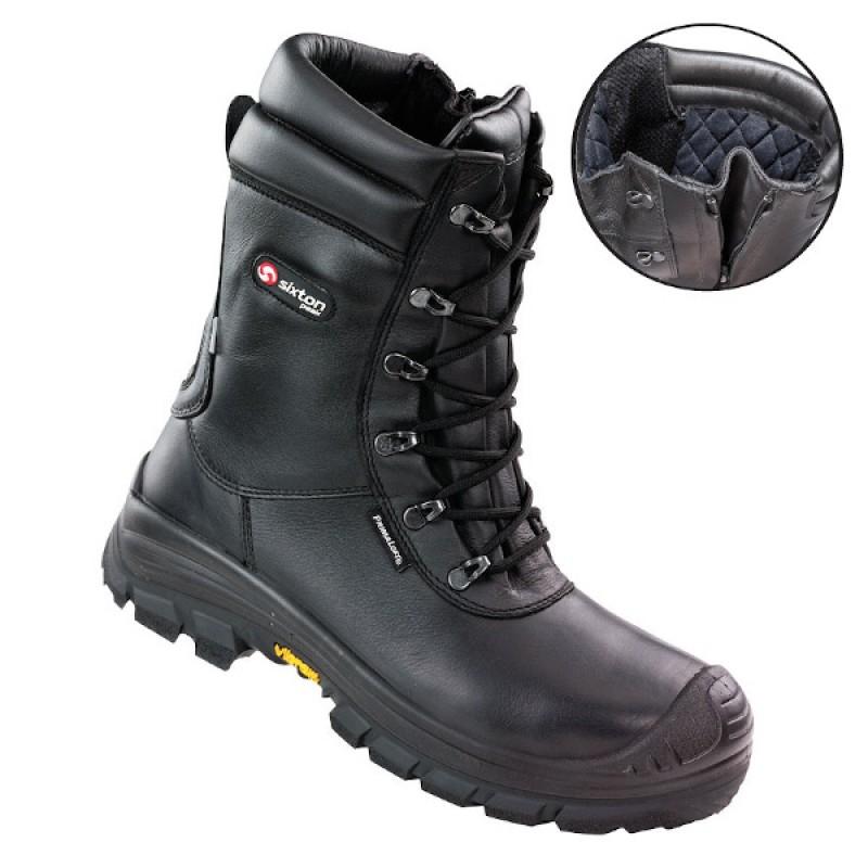 TERRANOVA Outdry® παπούτσια εργασίας με προδιαγραφές S3 WR HRO CI SRC SIXTON