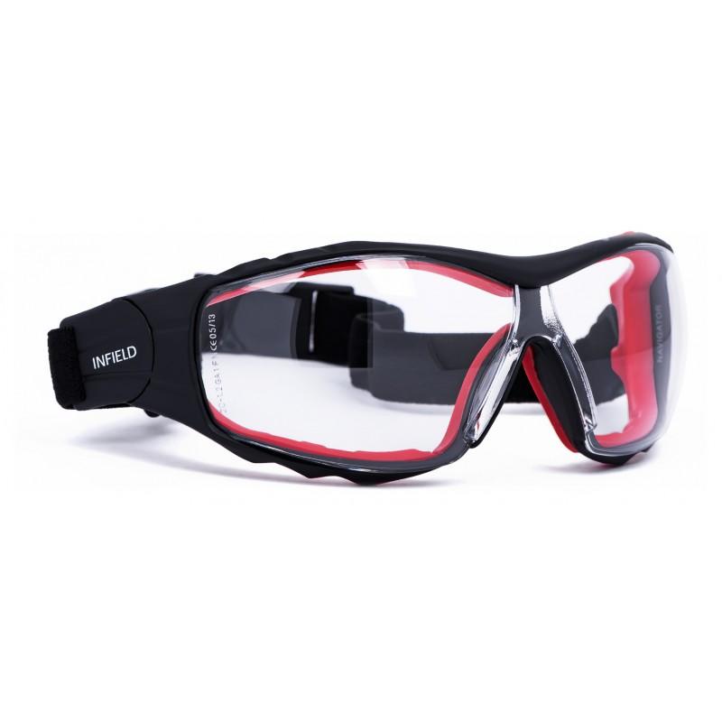 9007 155 Γυαλιά Ασφαλείας Διαφανή Αντιαντιθαμβωτικά NAVIGATOR PC AF UV