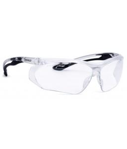 9050 105 Γυαλιά Ασφαλείας Διαφανή Αντιχαρακτικά CONDOR BLACK/BLACK PC AS UV