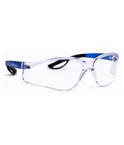 9062 105 Γυαλιά Ασφαλείας Διαφανή Αντιχαρακτικά RAPTOR BLUE PC AS UV