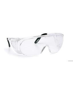 9080 105 Γυαλιά Ασφαλείας Διαφανή Αντιχαρακτικά VISITOR PC AS UV