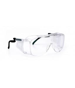 9085 105 Γυαλιά Ασφαλείας Διαφανή Αντιχαρακτικά VISITOR XL PC AS UV